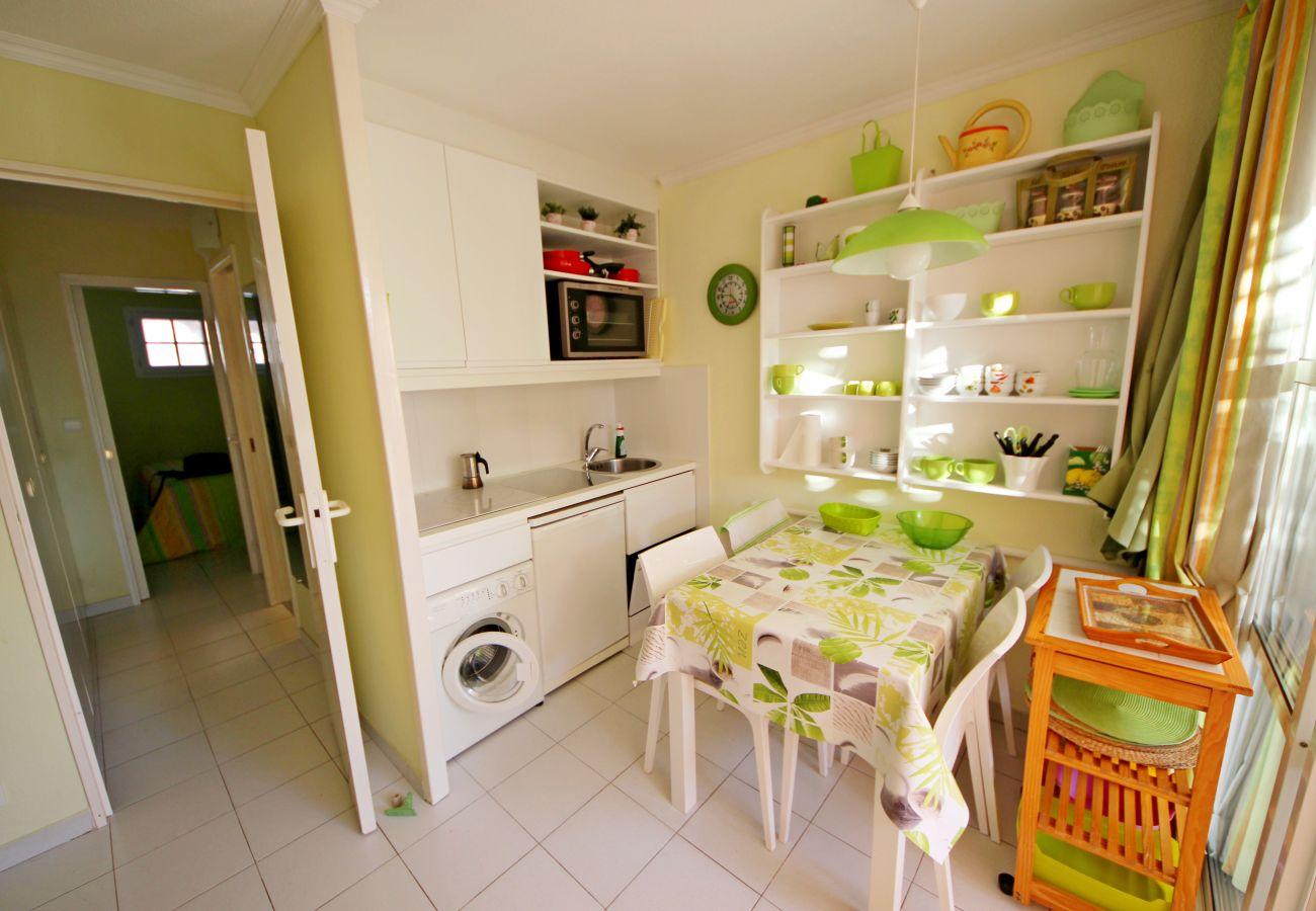 Ferienwohnung in Agay - Cap Esterel Village : 2 pièces rez de jardin  - P1 288la