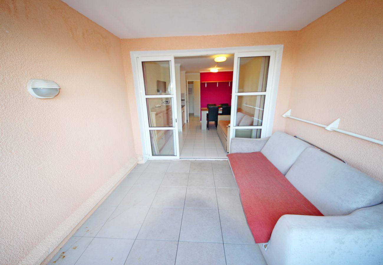 Studio in Agay - Cap Esterel Village - studio vue Esterel - 80la