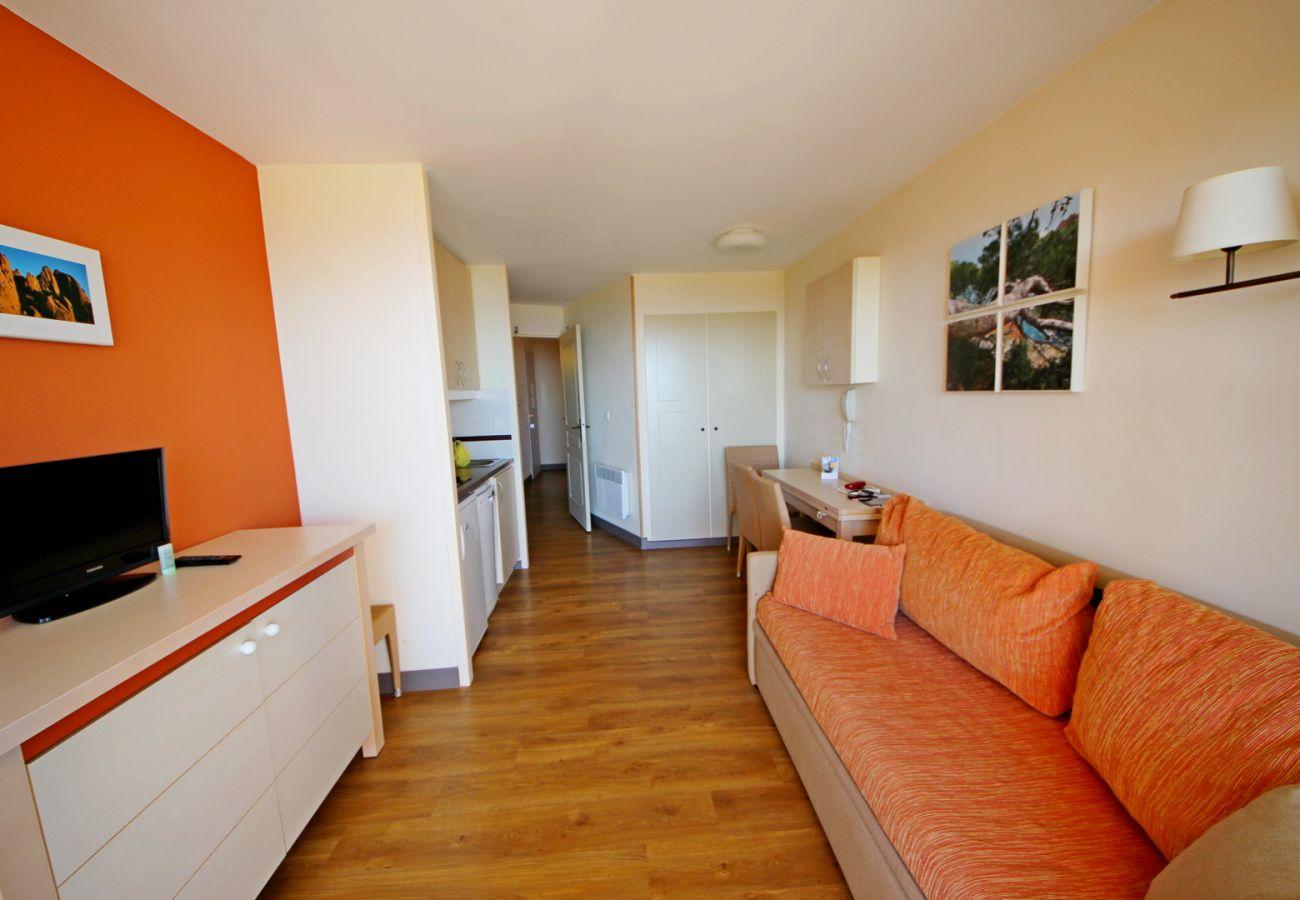 Studio in Agay - Cap Esterel Village - studio vue mer G5 - 411la