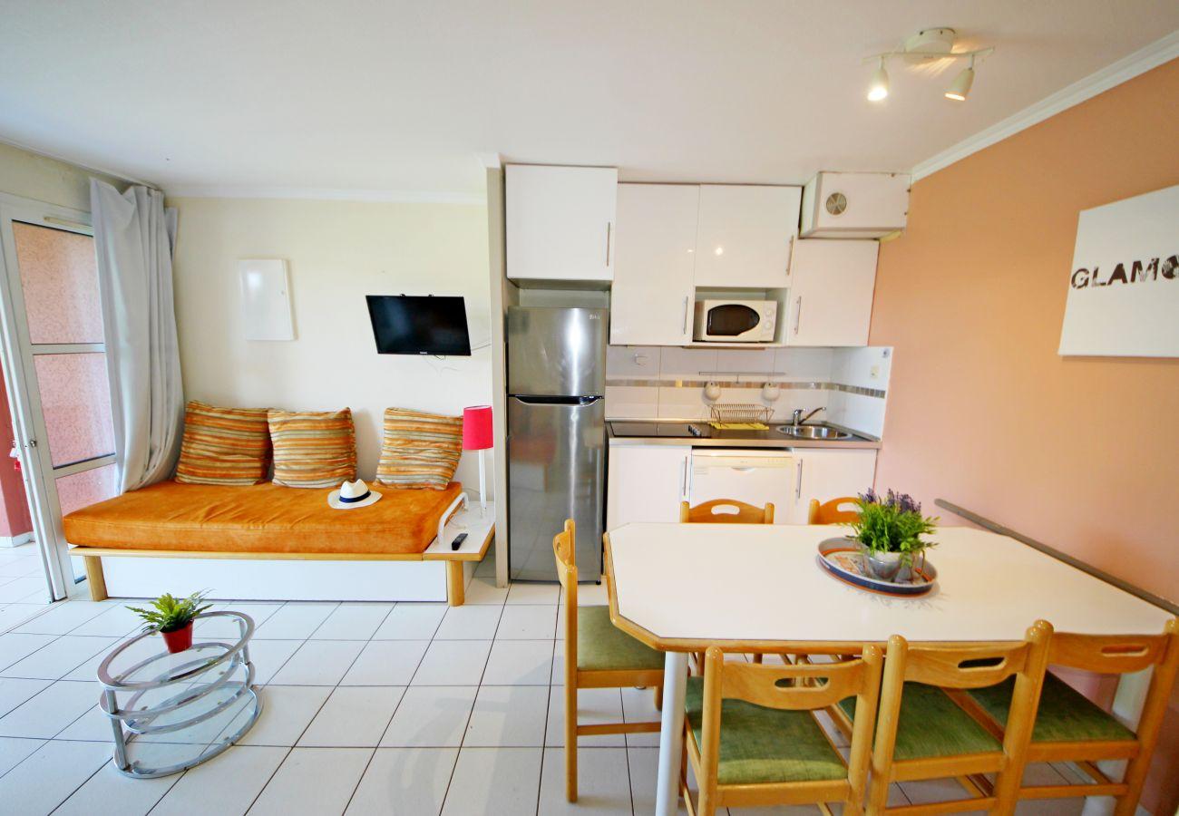 Apartment in Agay - Cap Esterel village G1 - T2 large garden - 55l