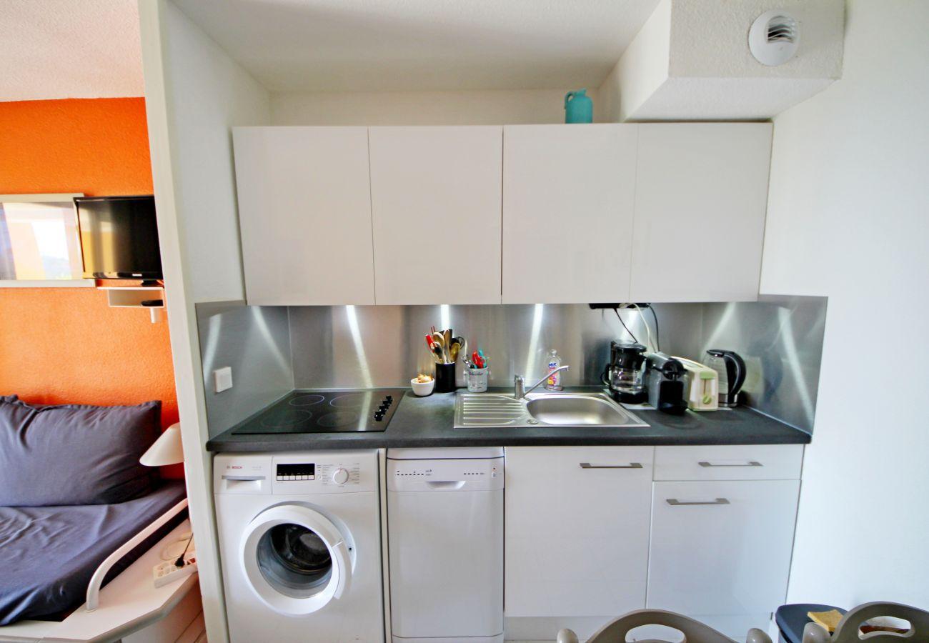 Apartment in Agay - Cap Esterel Hameau : 2 pièces jardin et mer - N3 - 221la