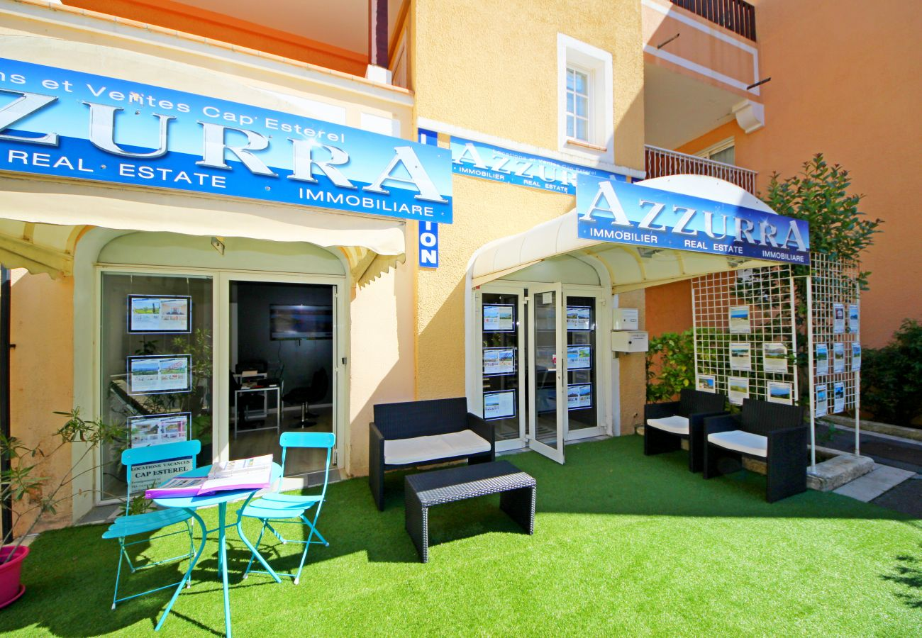 Studio in Agay - CAP ESTEREL HAMEAU zone N2 - studio mer - ref. 314la