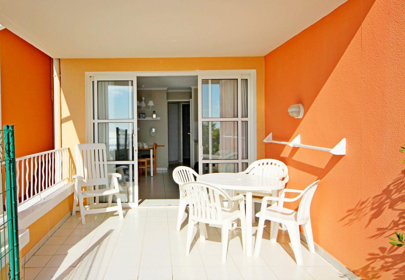 Studio in Agay - Cap Esterel Hameau : beau 2 pièces rez de jardin vue mer - 362la