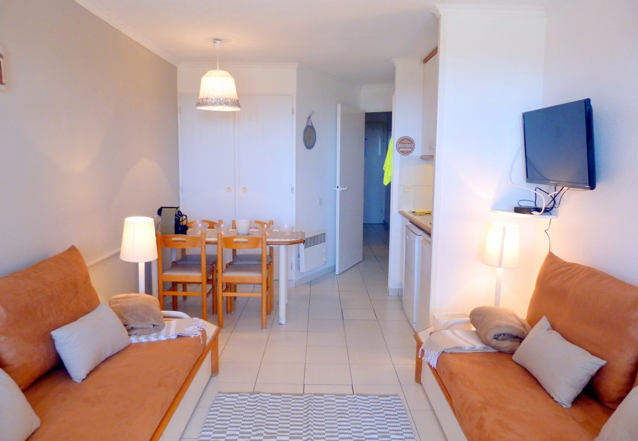 Appartamento a Agay - CAP ESTEREL VILLAGE 2 pièces vue mer central accès facile  - C2  ref. 3la