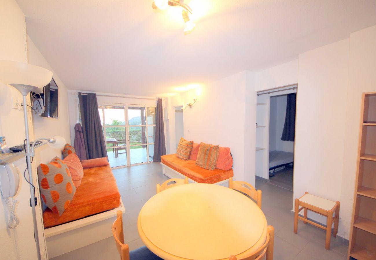 Appartamento a Agay - Cap Esterel village C4: 2 Bedrooms flat, garden; washing machine  89la