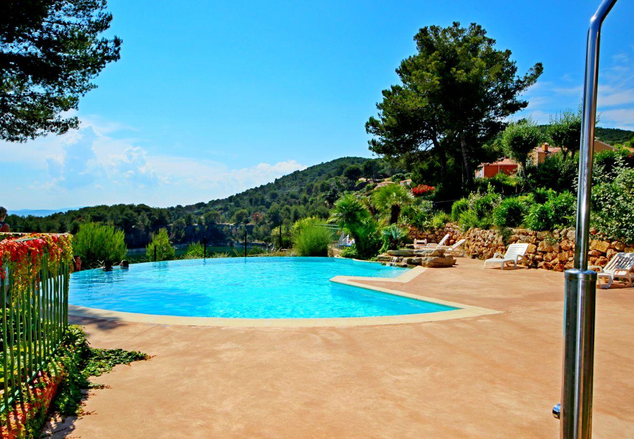 Appartamento a Agay - Rivages du Lac Agay :  T3 jardin piscine calme - 60la