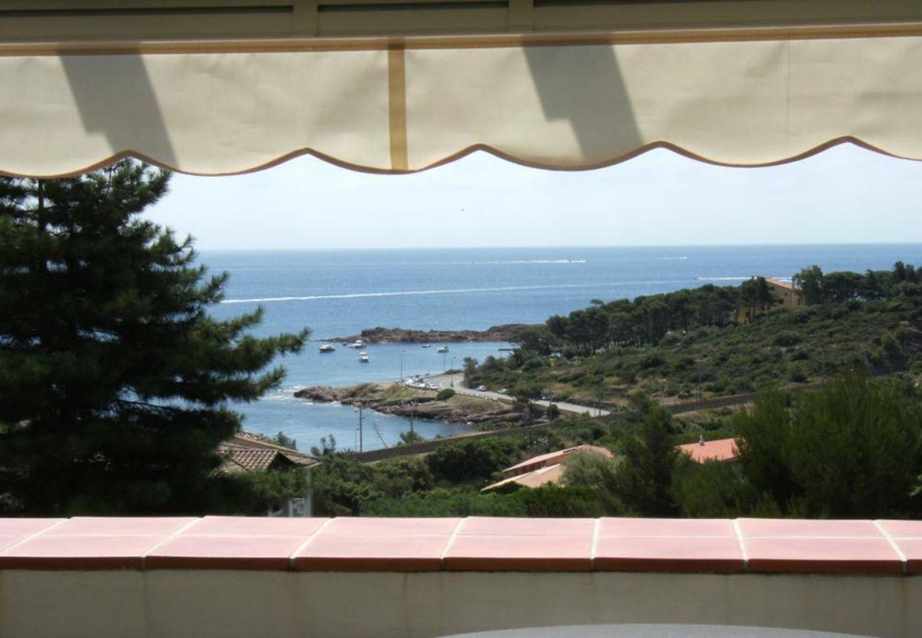 Appartamento a Agay - Cap Esterel Village: 3 pièces duplex mer, lave linge C0- 90la
