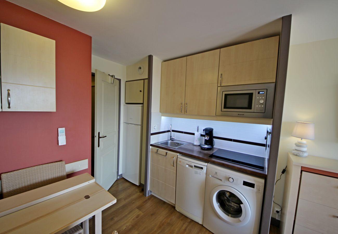 Appartamento a Agay - Cap Esterel village: 2 pièces d'angle, vue mer - C0 353la