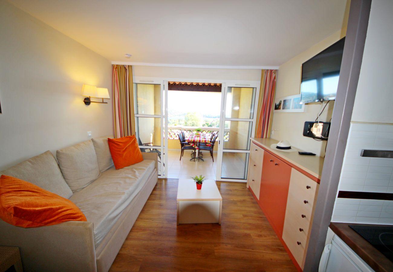 Appartamento a Agay - Cap Esterel Village : deux pièces vue mer rénové V3 - 365la