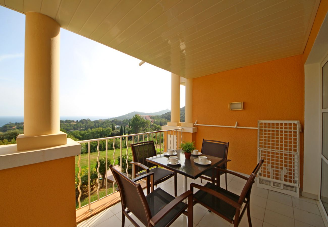 Studio a Agay - Cap Esterel Village - studio vue mer G5 - 411la