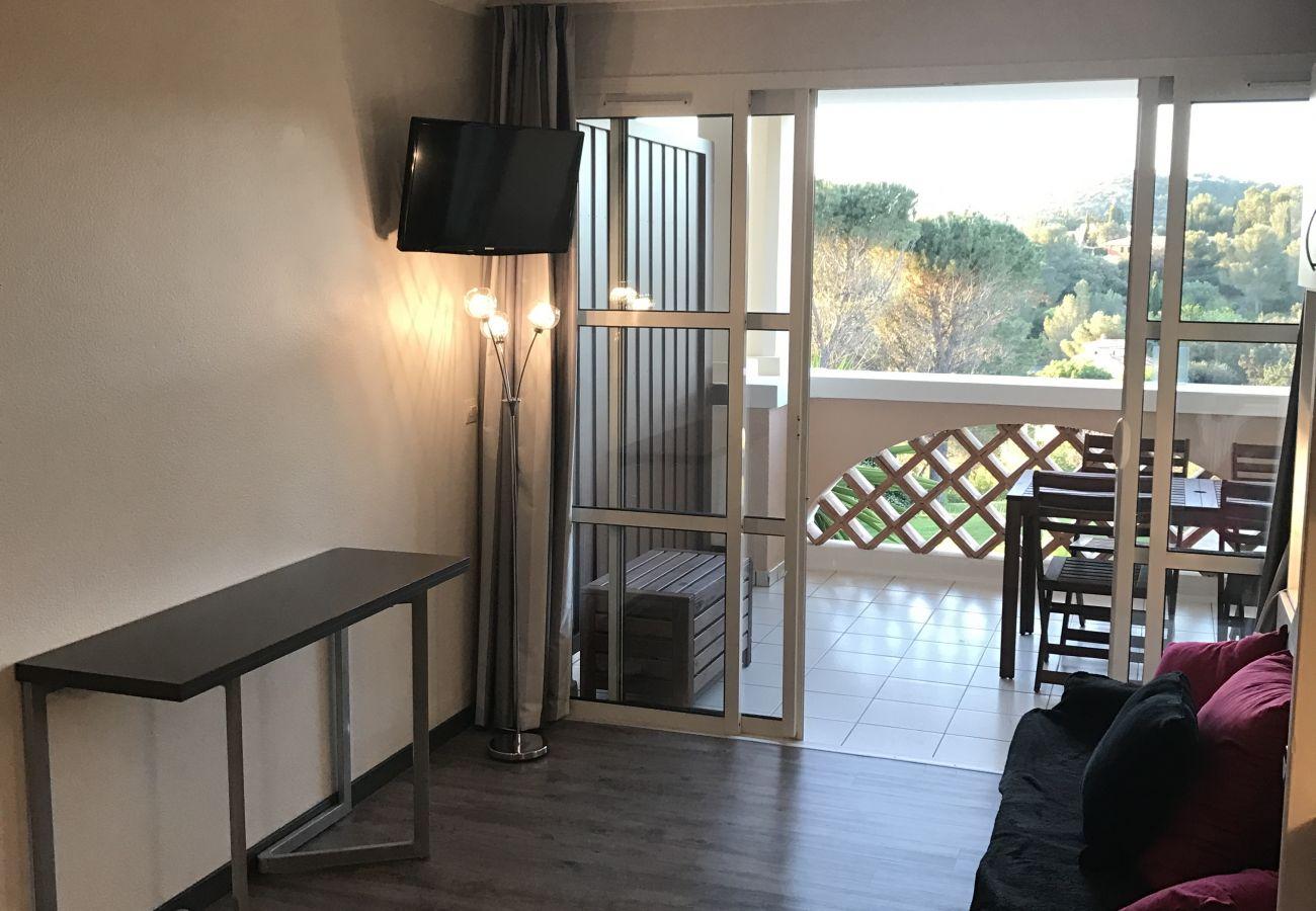 Studio à Agay - Cap Esterel Village : beau studio rénové au calme - F2 203la