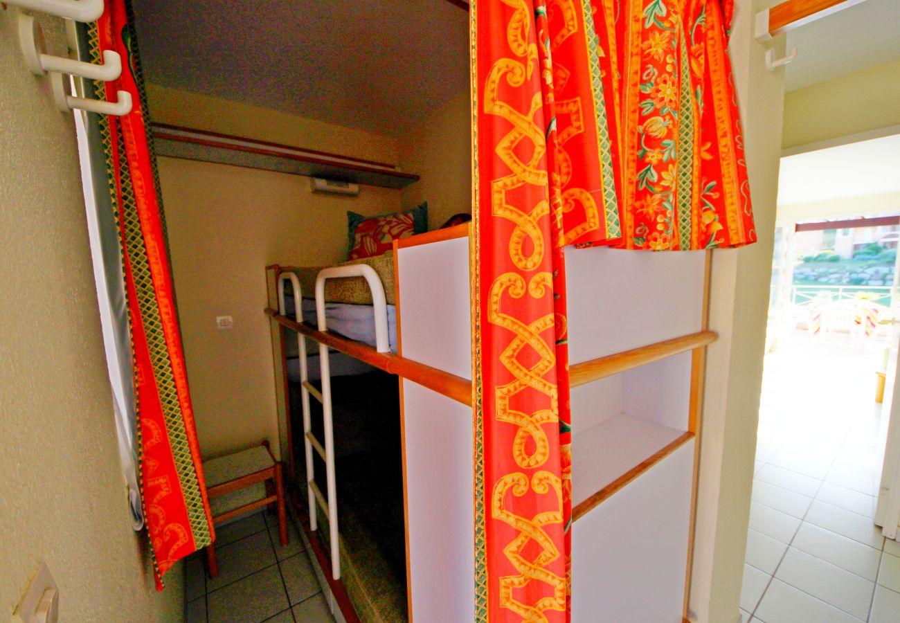 La cabine du studio de Cap Esterel à Agay