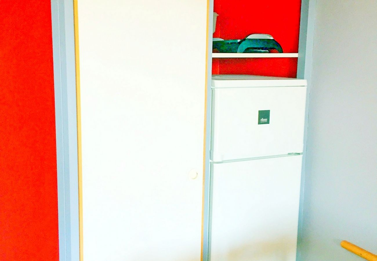 Studio à Agay - Cap Esterel Hameau : Studio vue mer, lave linge K1 - 166la