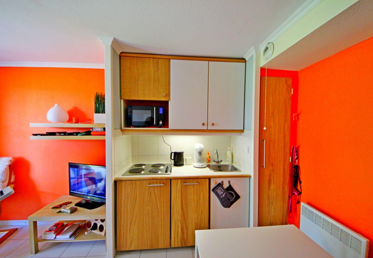 Appartement à Agay - CAP ESTEREL VILLAGE - 2 pièces lave linge, jardin calme G2 - 128la