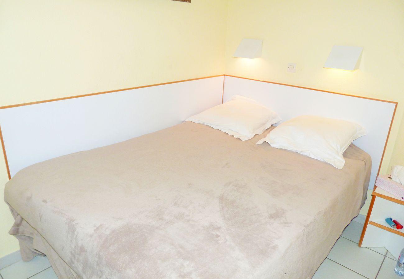 Appartement à Agay - CAP ESTEREL VILLAGE -2 pièces mer 2è étage G4 calme - 258la