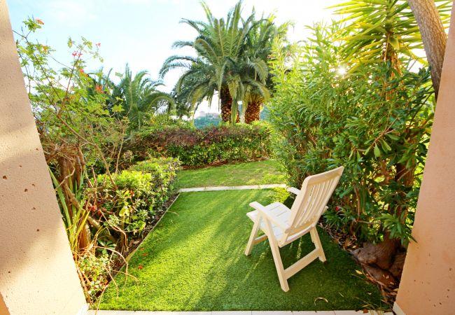 à Agay - Cap Esterel Village : 2 pièces rez de jardin  - P1 288la