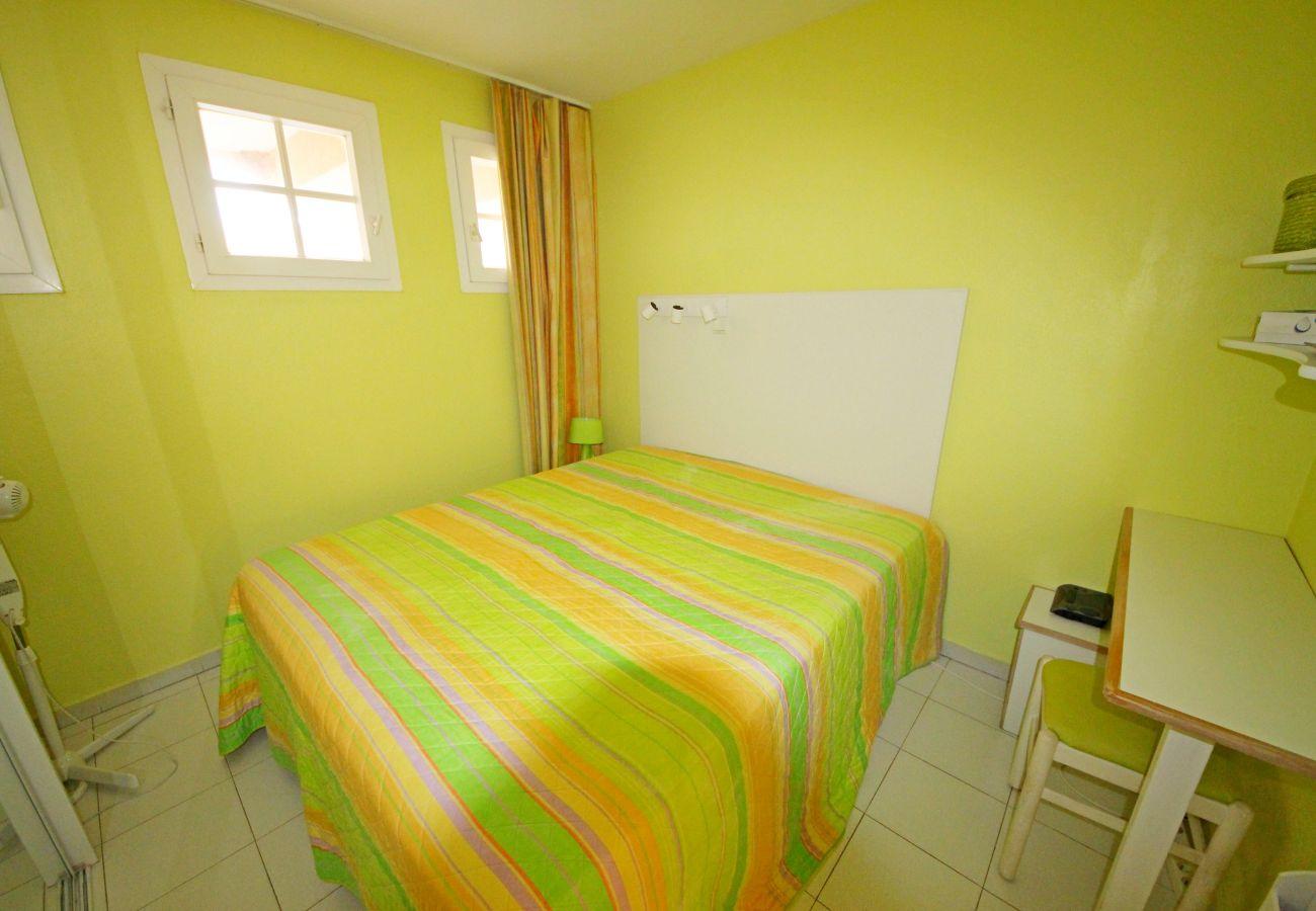 Appartement à Agay - Cap Esterel Village : 2 pièces rez de jardin  - P1 288la