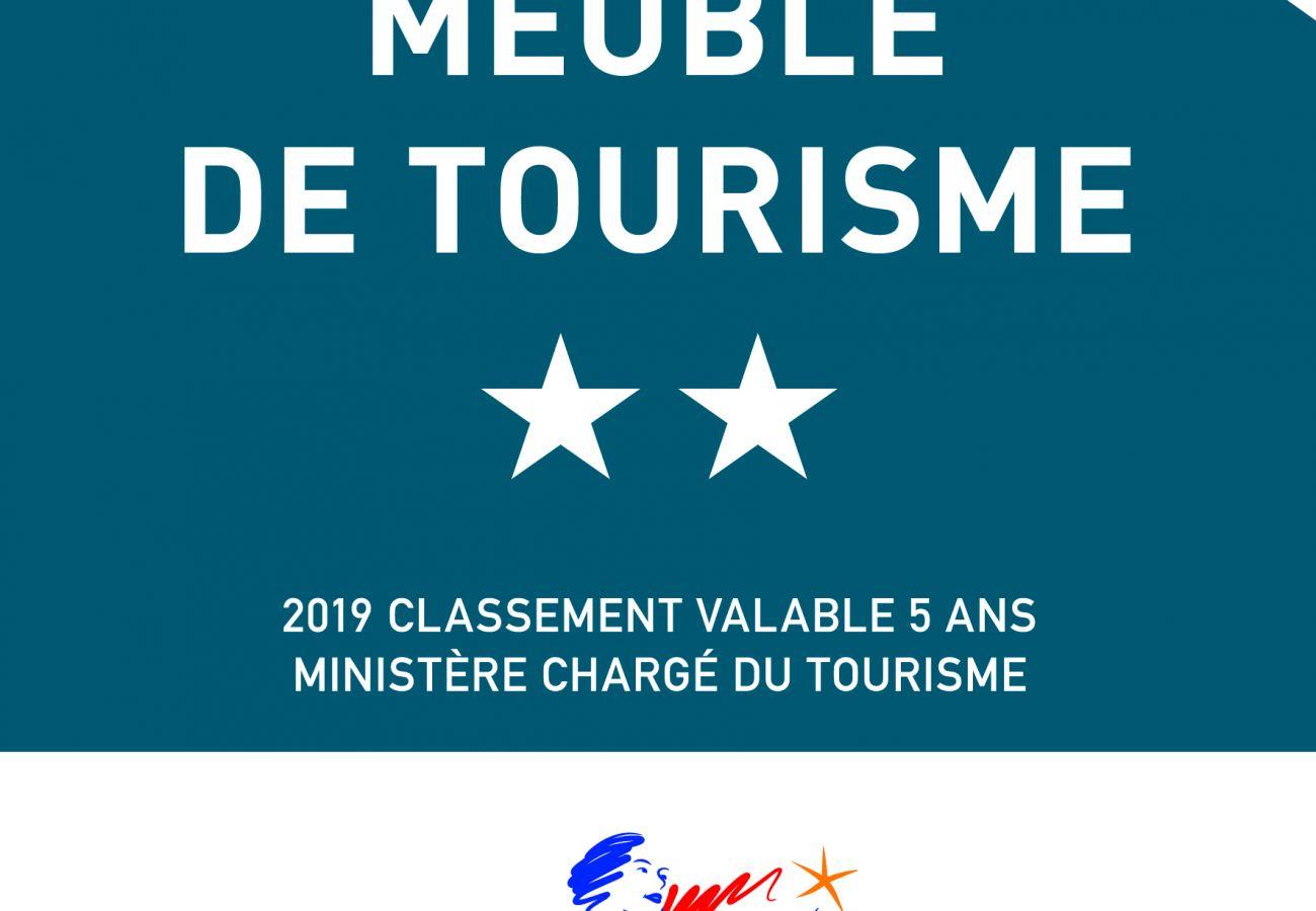 Appartement à Agay - Cap Esterel Village - 2 pièces mer terrasse - C4 - 306la