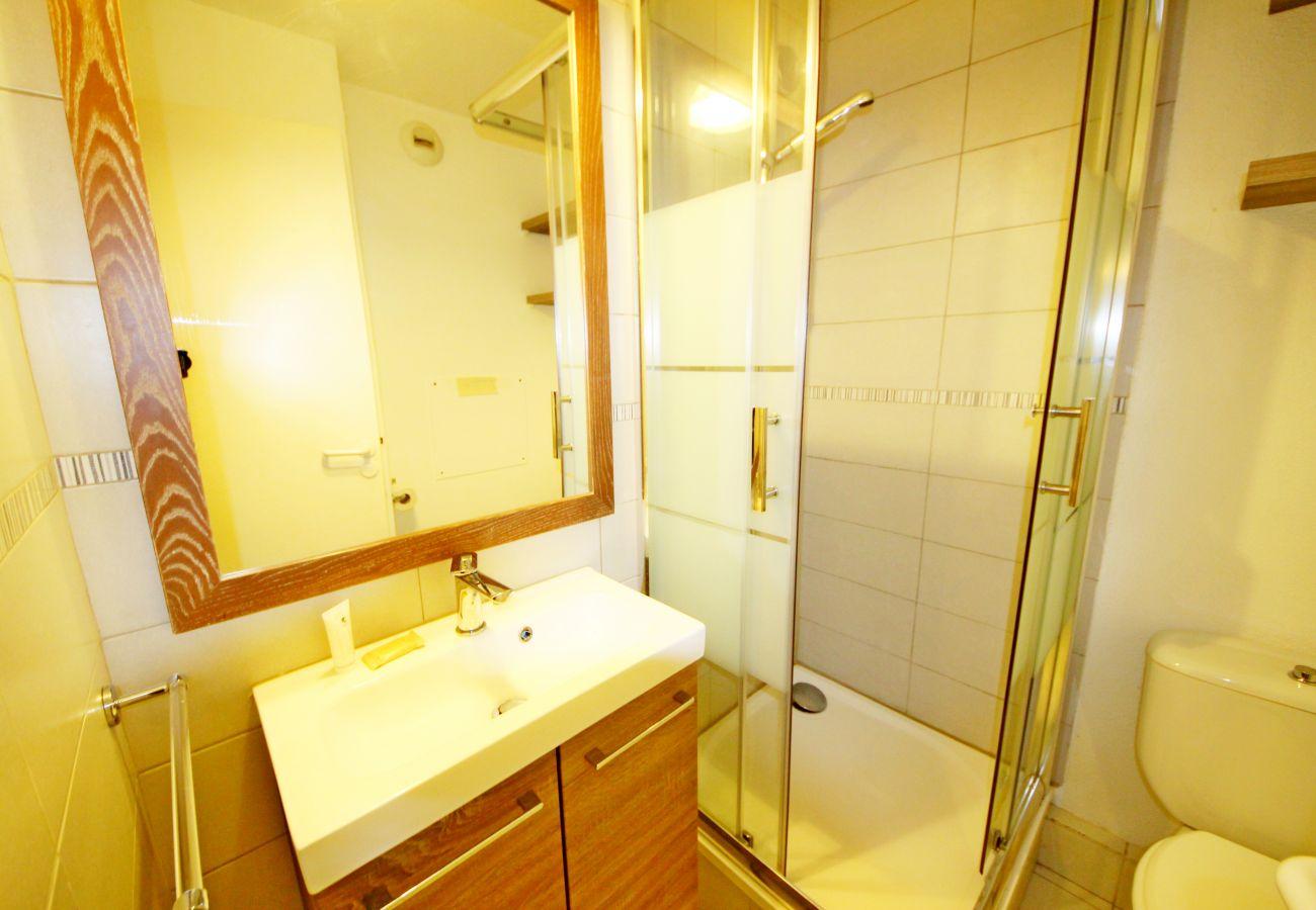 Appartement à Agay - Cap Esterel le Hameau 3 PIECES MER Bât M1 - 323la