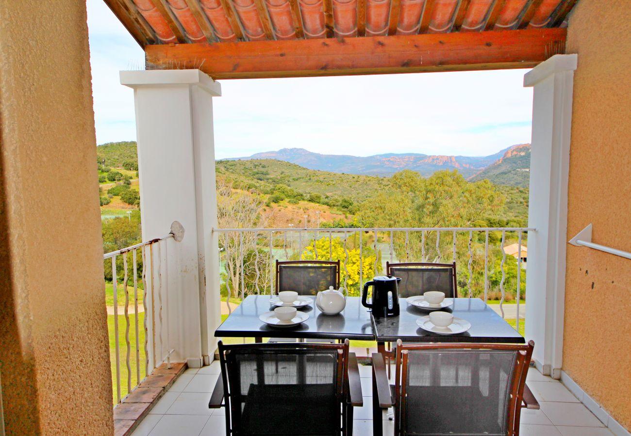 Appartement à Agay - Cap Esterel Village 2 pièces au calme H2 - 331la