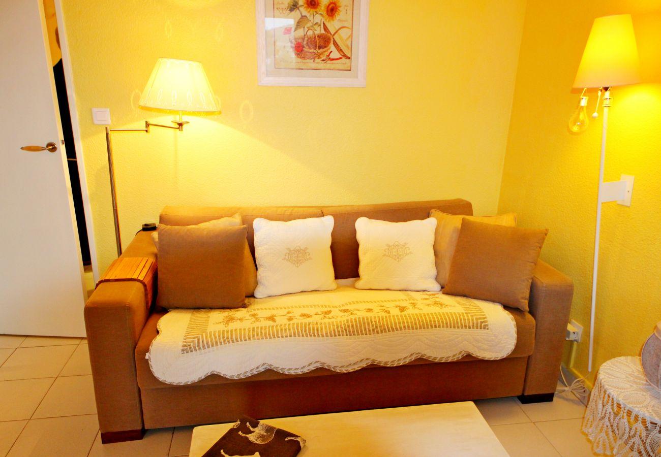 Appartement à Agay - Agay Cap Esterel Village : 2 pièces vue golf, R4 - ref 338la