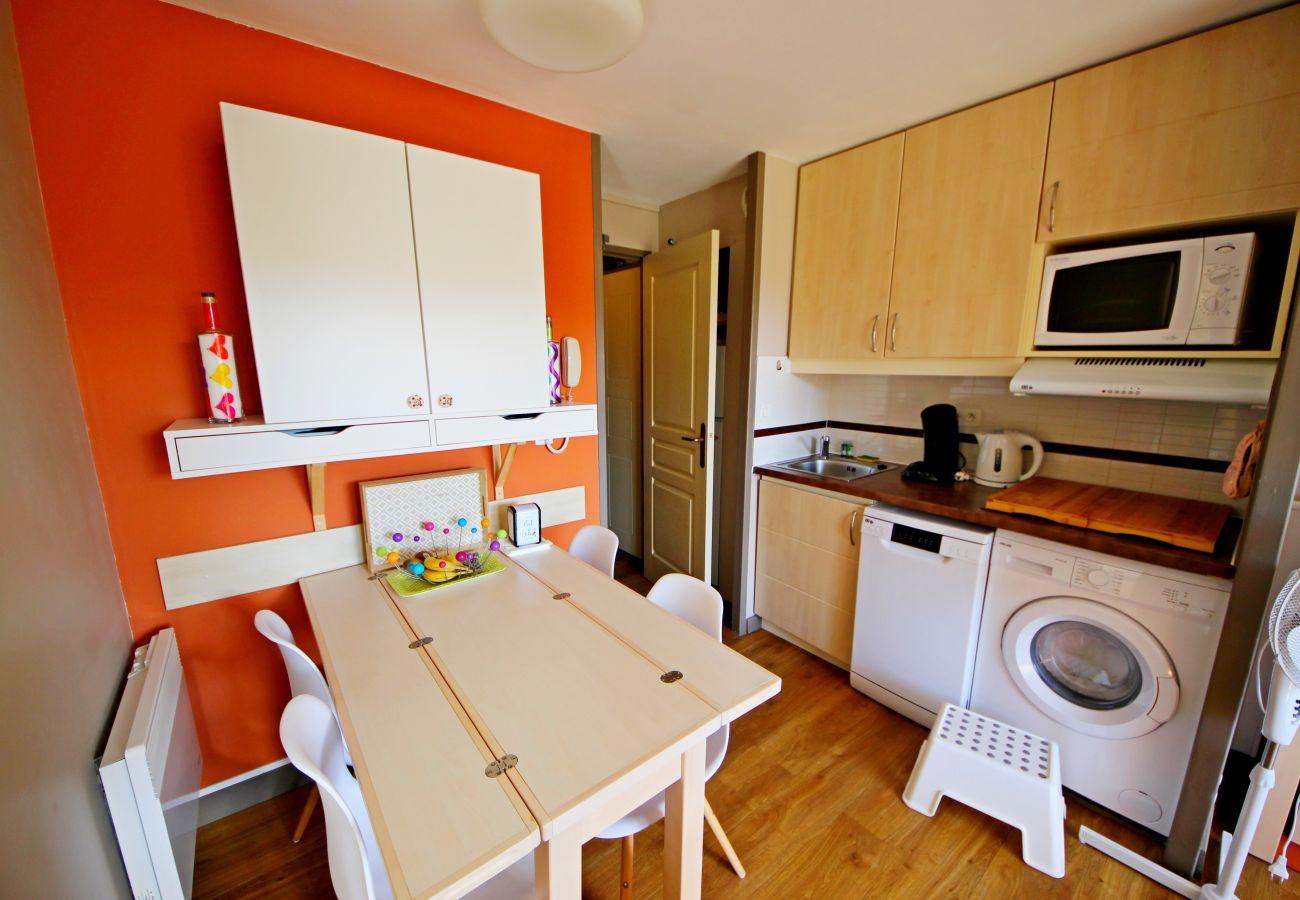 Appartement à Agay - Cap Esterel Village : 2 pièces grande terrasse d'angle - P3 - 366la