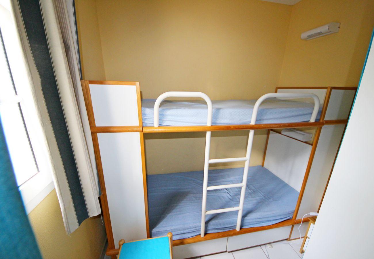 Studio à Agay - Cap Esterel Hameau : grand studio sans escalier K2 : 374la