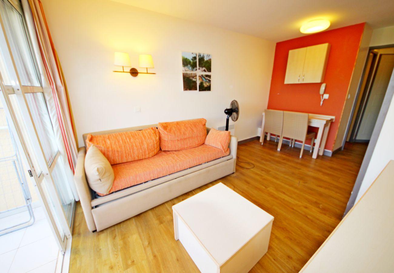 Studio à Agay - Cap Esterel Village : studio au calme vue Esterel- C9 - 355la