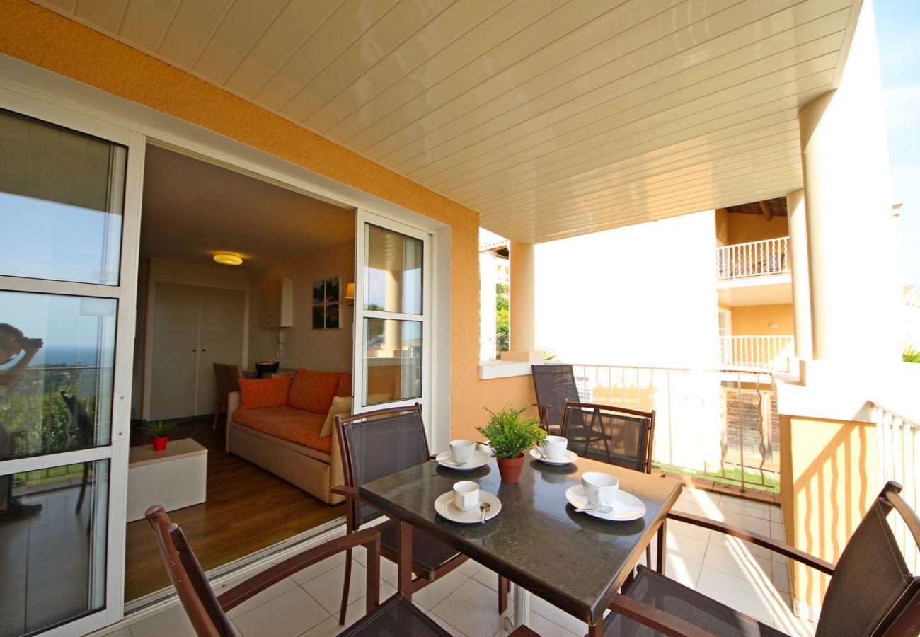 Studio à Agay - Cap Esterel Village - studio vue mer G5 - 411la
