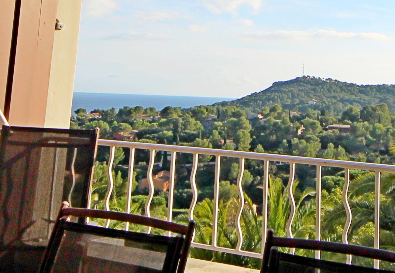 Appartement à Agay - Cap Estérel Village - 3 pièces P1 - 427la