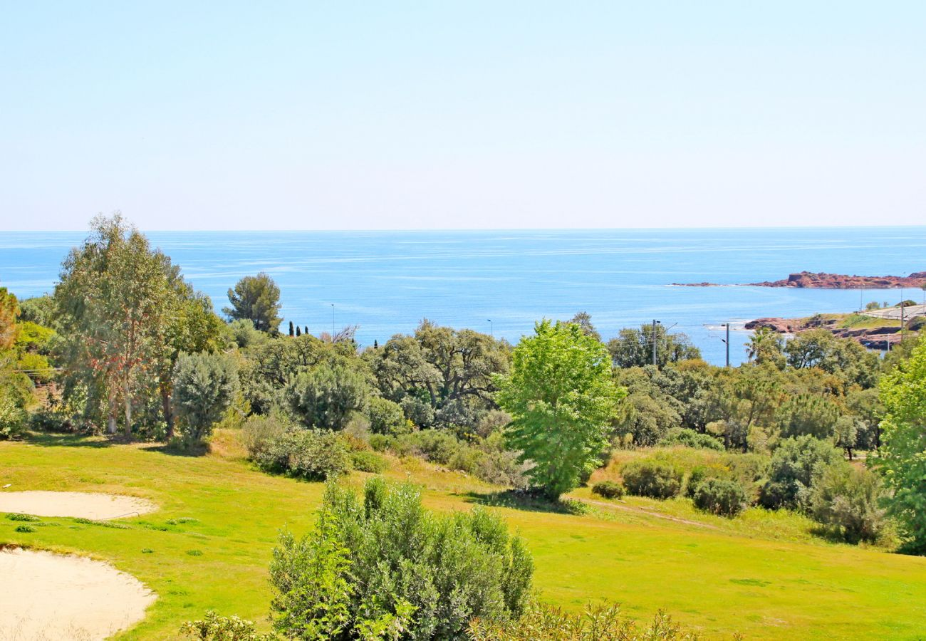 Appartement à Agay - Rivage du Lac : 2 Pièces vue mer RL - 503LA